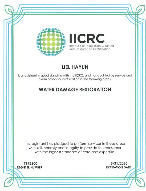 Liel-IICRC